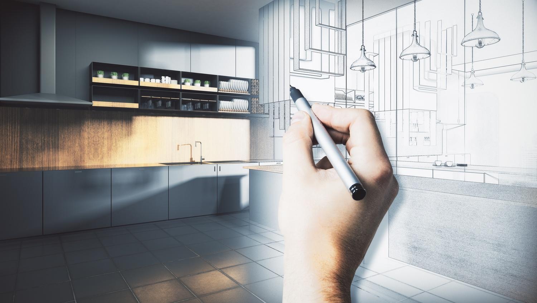 Co wziąć poduwagę podczas projektowania kuchni?